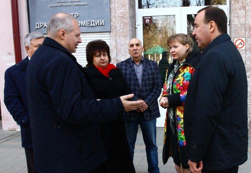 Армавир посетила Министр культуры края Виктория Лапина (фото) - фото 2