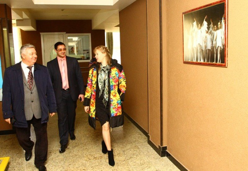 Армавир посетила Министр культуры края Виктория Лапина (фото) - фото 1