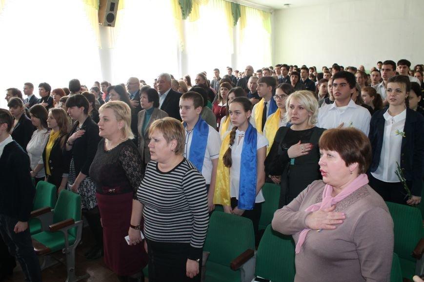 В Бахмуте почтили память Героя Украины Дмитрия Чернявского, фото-2