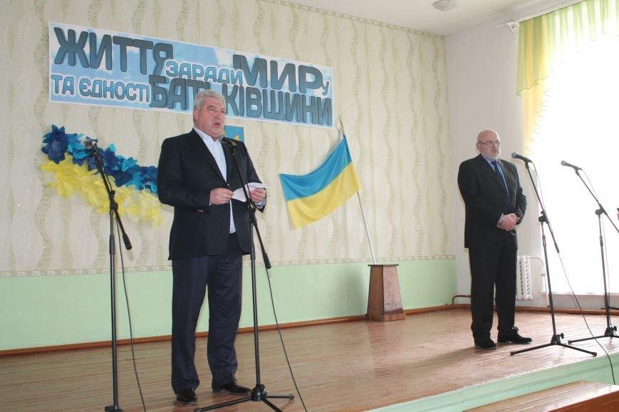 В Бахмуте почтили память Героя Украины Дмитрия Чернявского, фото-5