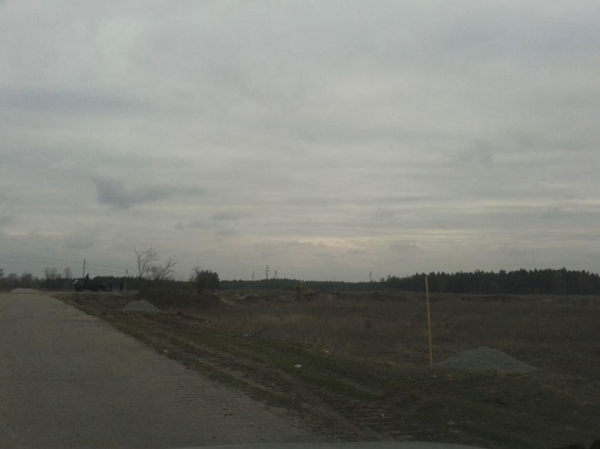 Павлоградцы обеспокоены: начато незаконное строительство на территории водозабора, фото-3