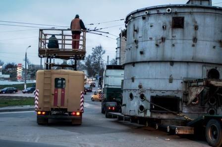 Транспортный коллапс в Херсоне (фото) (фото) - фото 3