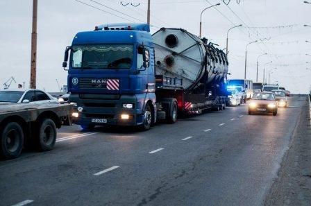Транспортный коллапс в Херсоне (фото) (фото) - фото 1