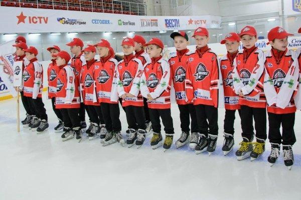 """Команда юных хоккеистов """"Кривбасс"""" участвует во Всеукранском турнире на Донетчине (ФОТО), фото-1"""