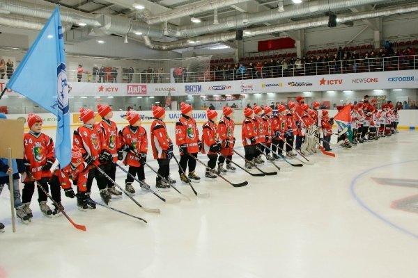 """Команда юных хоккеистов """"Кривбасс"""" участвует во Всеукранском турнире на Донетчине (ФОТО), фото-2"""