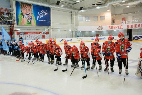 """Команда юных хоккеистов """"Кривбасс"""" участвует во Всеукранском турнире на Донетчине (ФОТО), фото-5"""