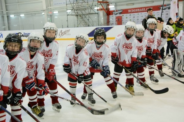 """Команда юных хоккеистов """"Кривбасс"""" участвует во Всеукранском турнире на Донетчине (ФОТО), фото-4"""