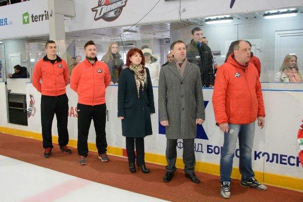 """Команда юных хоккеистов """"Кривбасс"""" участвует во Всеукранском турнире на Донетчине (ФОТО), фото-3"""
