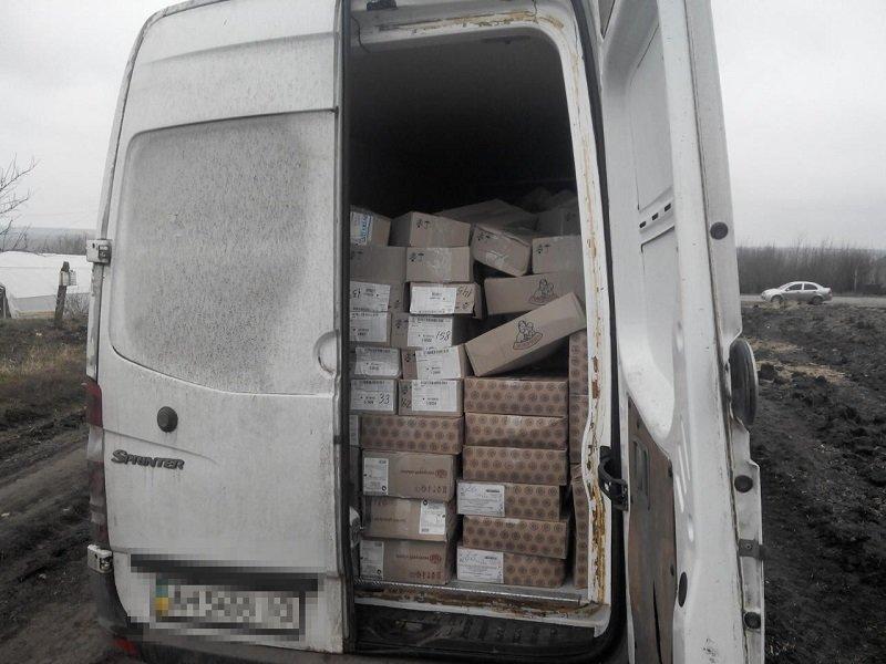 Дважды за неделю нелегальный перевозчик сыра был задержан полицейскими (фото) - фото 1