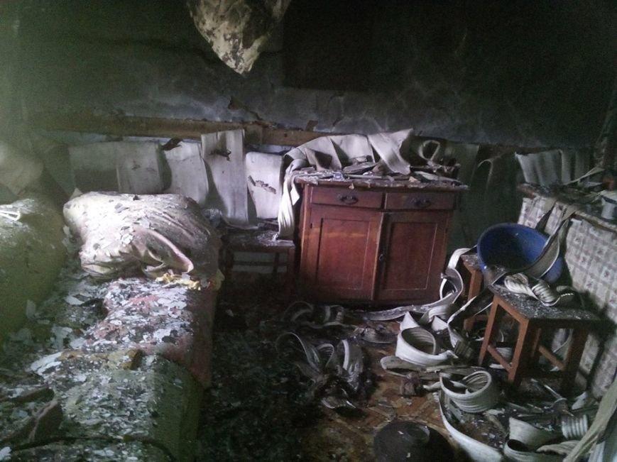 На Львівщині під час пожежі у будинку загинув чоловік: фото з місця події, фото-2