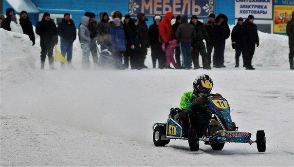 Сыктывкарский картенгист стал победителем открытого зимнего Кубка Кировской области (фото) - фото 1