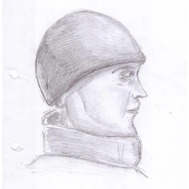 В Запорожье разыскивают убийцу, который расстрелял мужчину, - ФОТОРОБОТ (фото) - фото 1