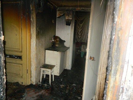Стали известны подробности пожара на Оболони, во время которого погиб мужчина (ФОТО, ВИДЕО) (фото) - фото 3