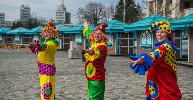 Харьков отмечает Масленицу (ФОТО) (фото) - фото 1