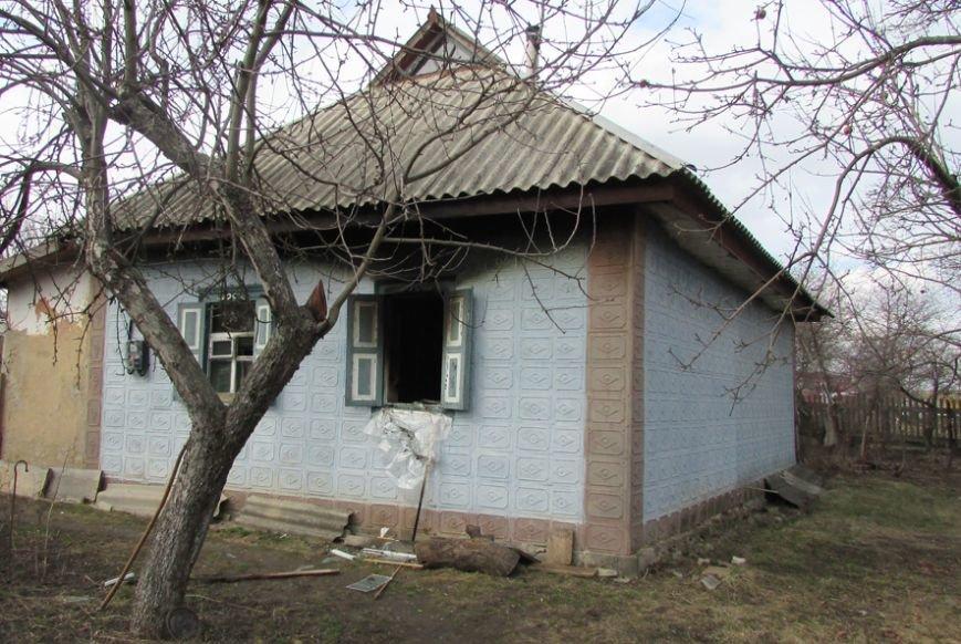 На Полтавщине заживо сгорел мужчина (фото) - фото 1