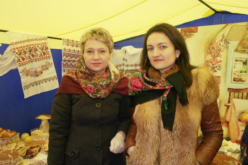 В Красноармейске шумно и весело встречают приход весны - Масленицу, фото-5