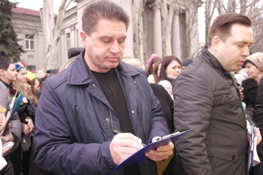 В Красноармейске шумно и весело встречают приход весны - Масленицу, фото-13