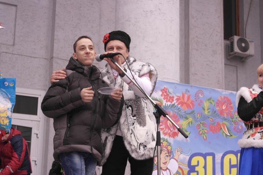 В Красноармейске шумно и весело встречают приход весны - Масленицу, фото-21