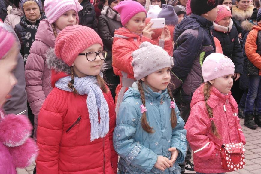 В Красноармейске шумно и весело встречают приход весны - Масленицу, фото-33