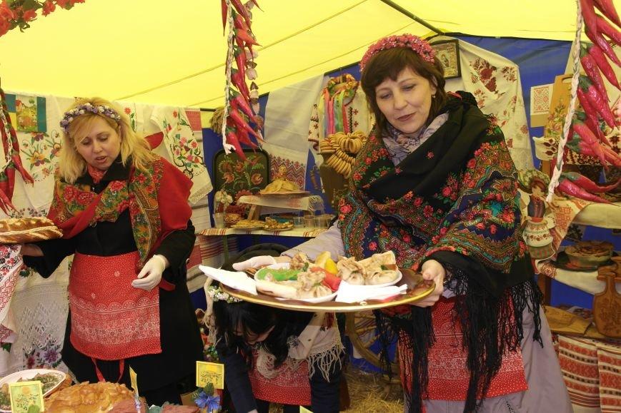 В Красноармейске шумно и весело встречают приход весны - Масленицу, фото-27