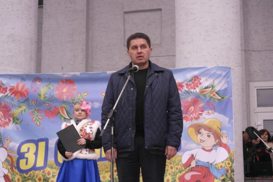 В Красноармейске шумно и весело встречают приход весны - Масленицу, фото-23