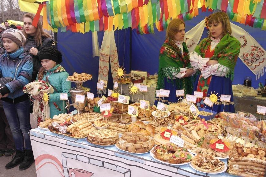 В Красноармейске шумно и весело встречают приход весны - Масленицу, фото-7