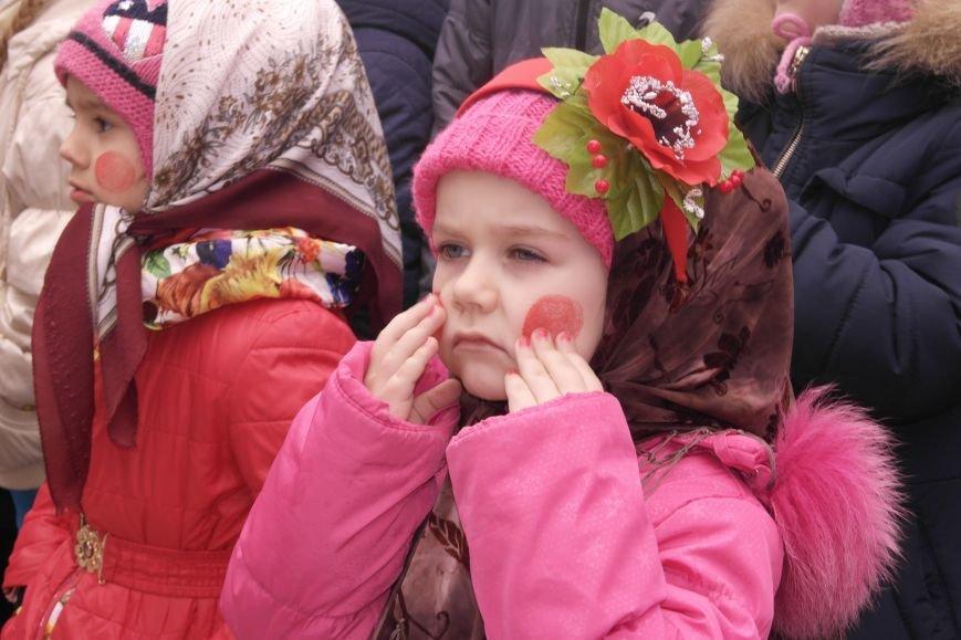 В Красноармейске шумно и весело встречают приход весны - Масленицу, фото-19