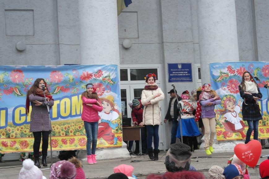 В Красноармейске шумно и весело встречают приход весны - Масленицу, фото-30