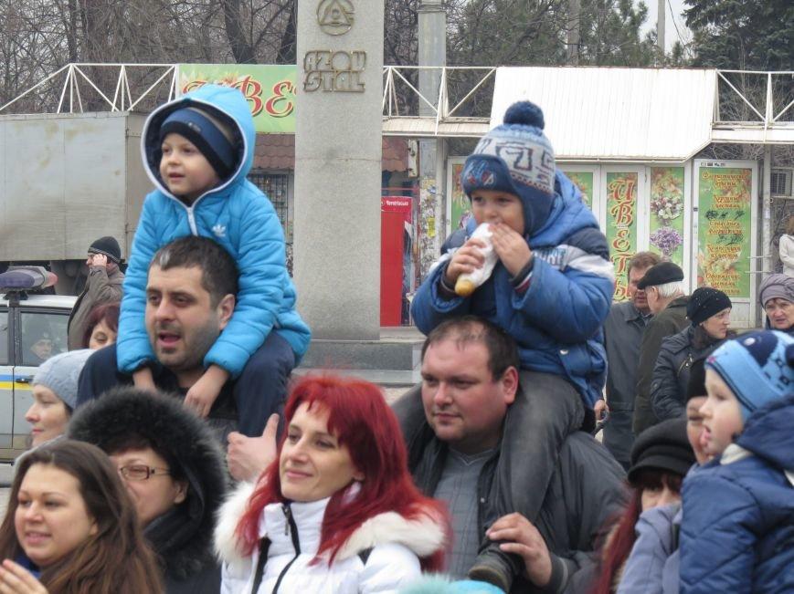 Жители Левобережного района первыми сожгли Масленицу (ФОТО+ВИДЕО), фото-2