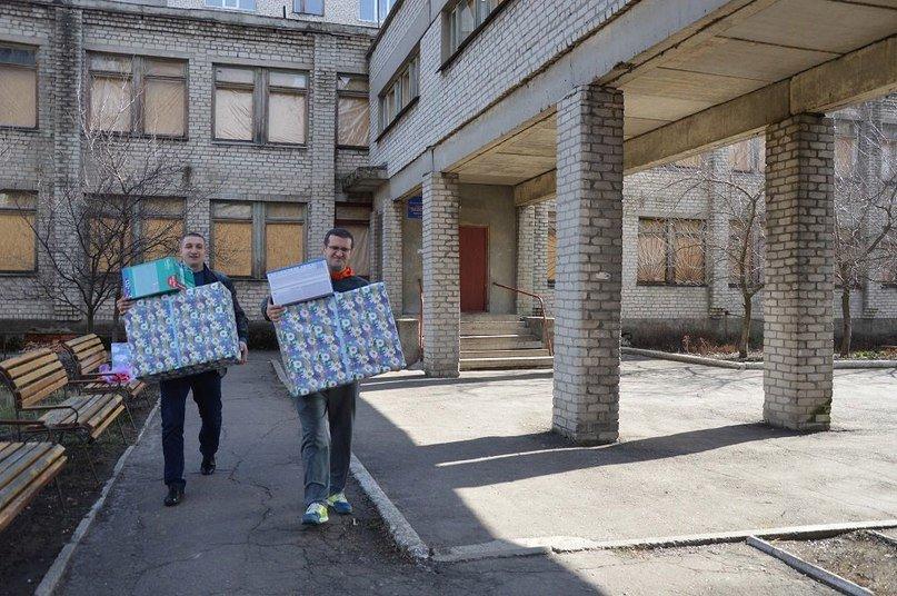 В Авдеевке появились на свет двое новых жителей (фото) - фото 1