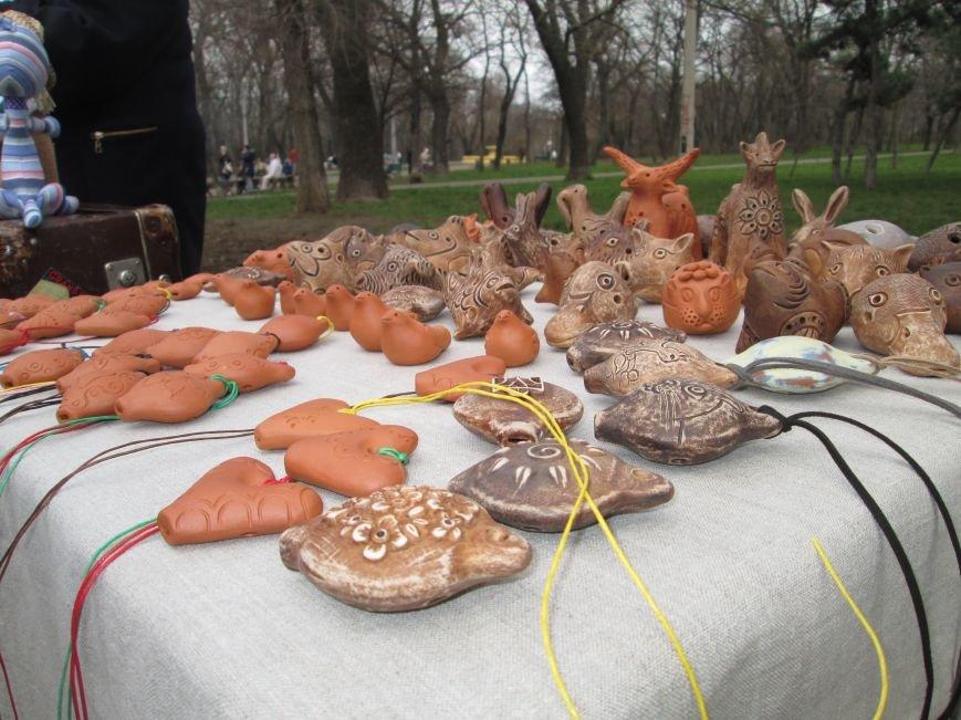 Одесситы празднуют масленицу в парке Шевченко (ФОТО), фото-5