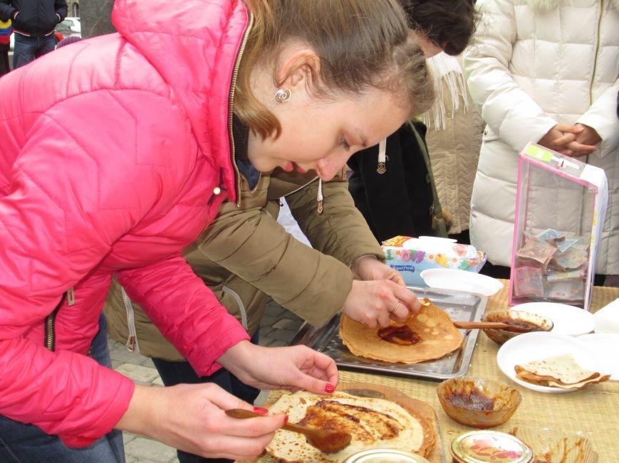 Одесситы празднуют масленицу в парке Шевченко (ФОТО), фото-2