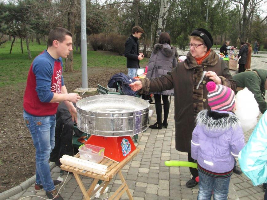 Одесситы празднуют масленицу в парке Шевченко (ФОТО), фото-3