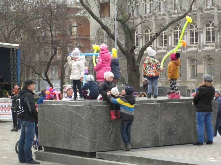 Одесситы празднуют масленицу в парке Шевченко (ФОТО), фото-6