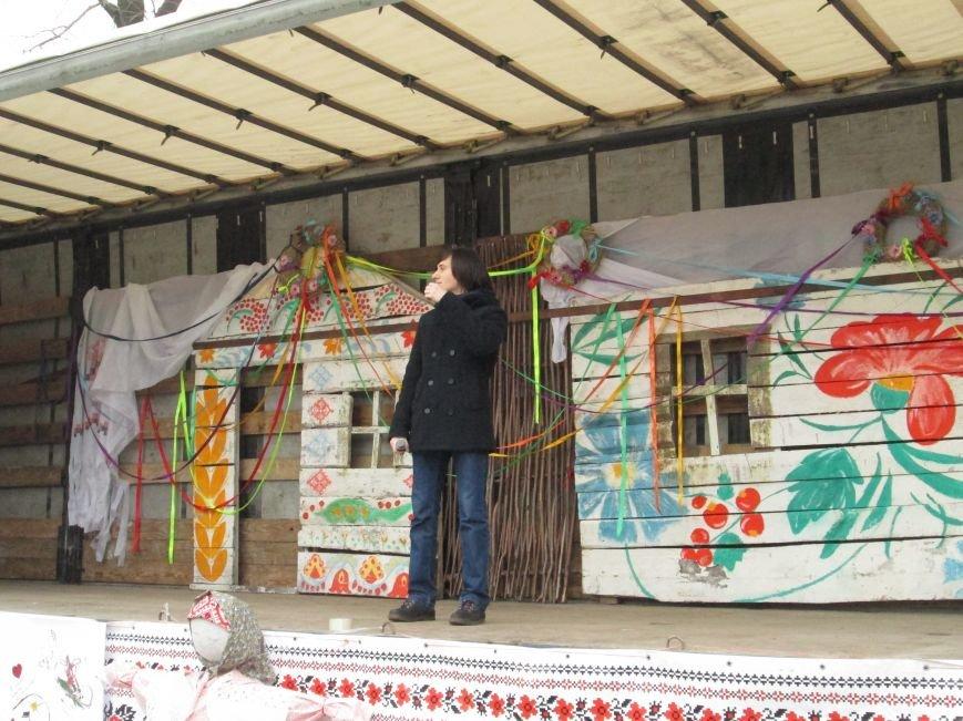 Одесситы празднуют масленицу в парке Шевченко (ФОТО), фото-1