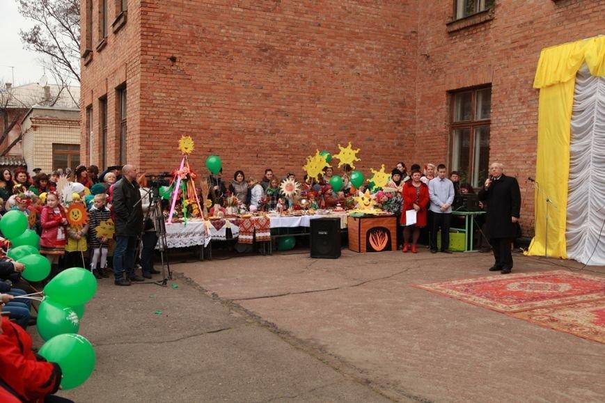Мэр Ю.Вилкул встретил праздник Масленицы вместе с жителями поселка Авангард (ФОТО), фото-3