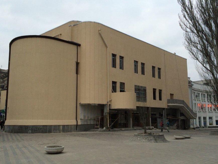 Что будет на месте бывшего кинотеатра «Родина» (ФОТО) (фото) - фото 1