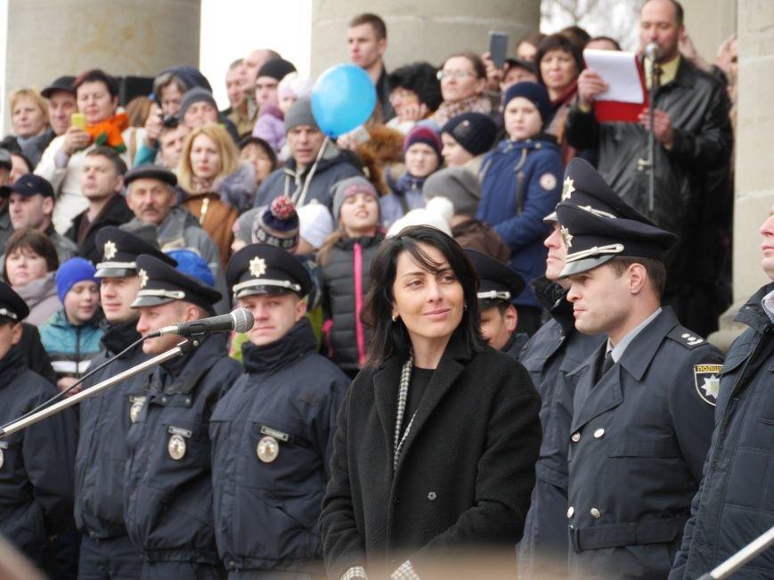 Тернопіль охоронятимуть 17 екіпажів патрульних поліцейських (Фото) (фото) - фото 3