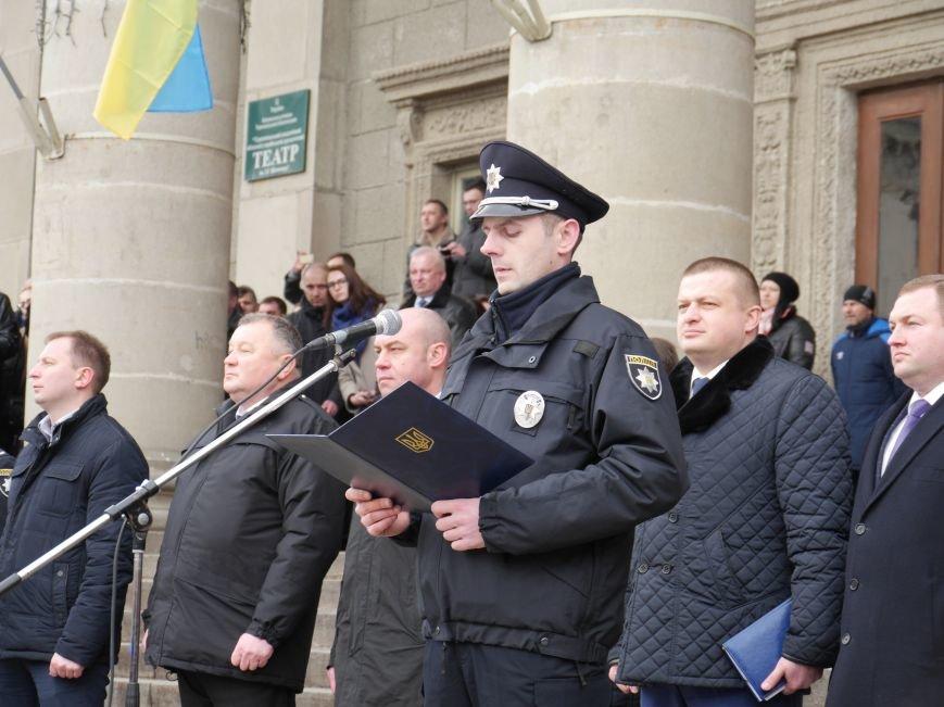 Тернопіль охоронятимуть 17 екіпажів патрульних поліцейських (Фото) (фото) - фото 6