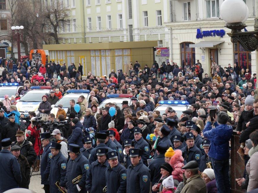 Тернопіль охоронятимуть 17 екіпажів патрульних поліцейських (Фото) (фото) - фото 7