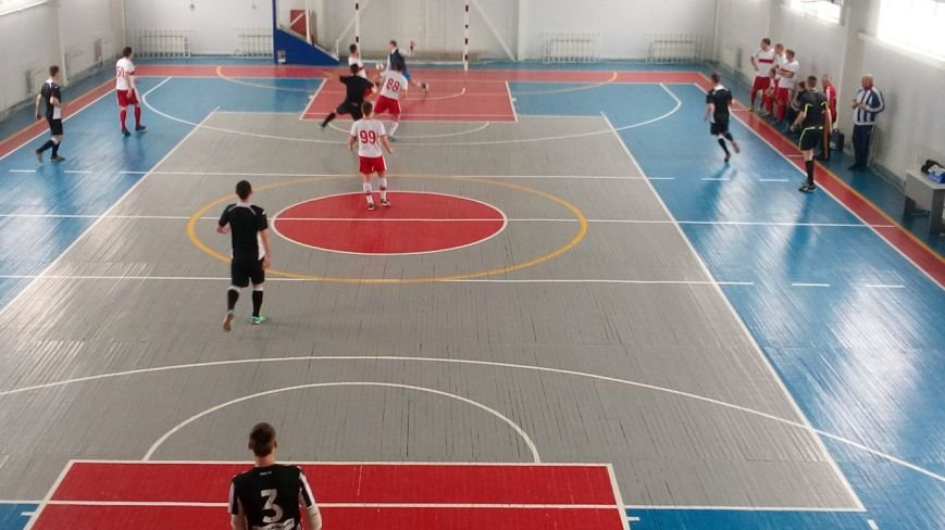 На Чемпионате РО по мини-футболу все призовые места заняли новошахтинские команды, фото-1