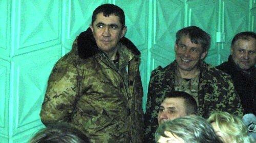 Херсонцы с концертом выступили в Курахово Донецкой области (фото) (фото) - фото 2