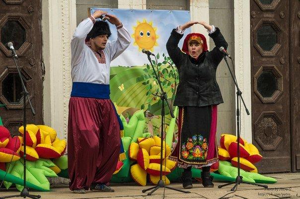 Центр культуры и окружающей среды Славянска отметил Масленицу (фото) (фото) - фото 8