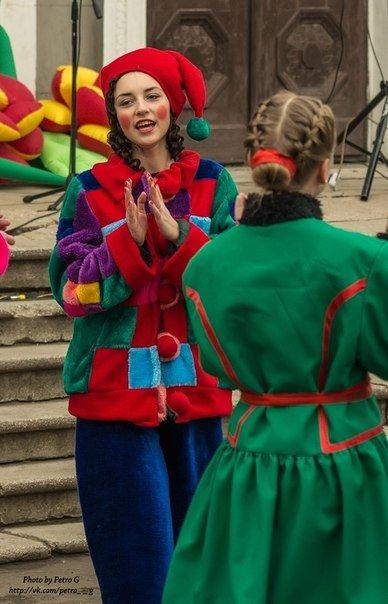 Центр культуры и окружающей среды Славянска отметил Масленицу (фото) (фото) - фото 7
