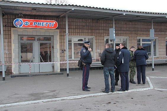 Подозрительная сумка на черниговском вокзале спровоцировала переполох (фото) - фото 1
