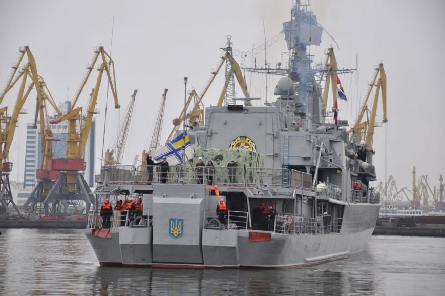 """df01b2c4535518636950276c3a9d3ebb """"Сагайдачный вернулся в Одессу из турецкого похода"""