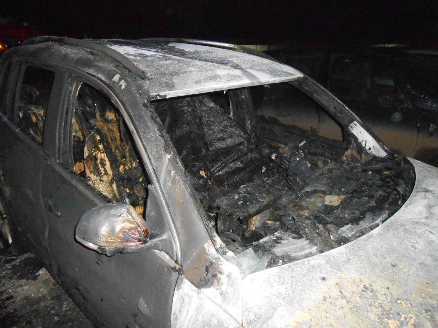 В Северодонецке ночью горели и плавились автомобили (ФОТО) (фото) - фото 2