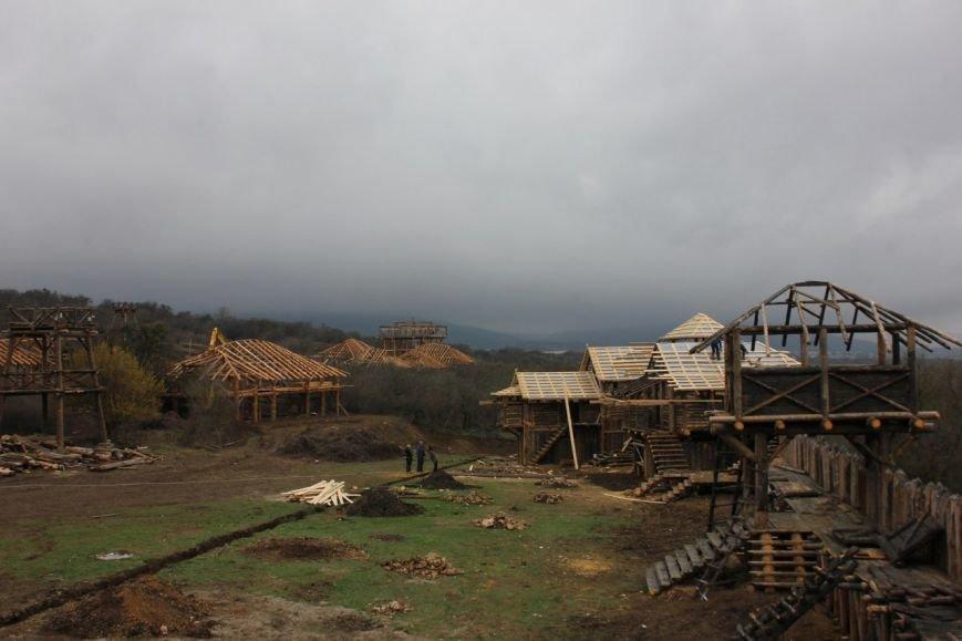 К лету под Симферополем появится деревня викингов (ФОТО) (фото) - фото 5