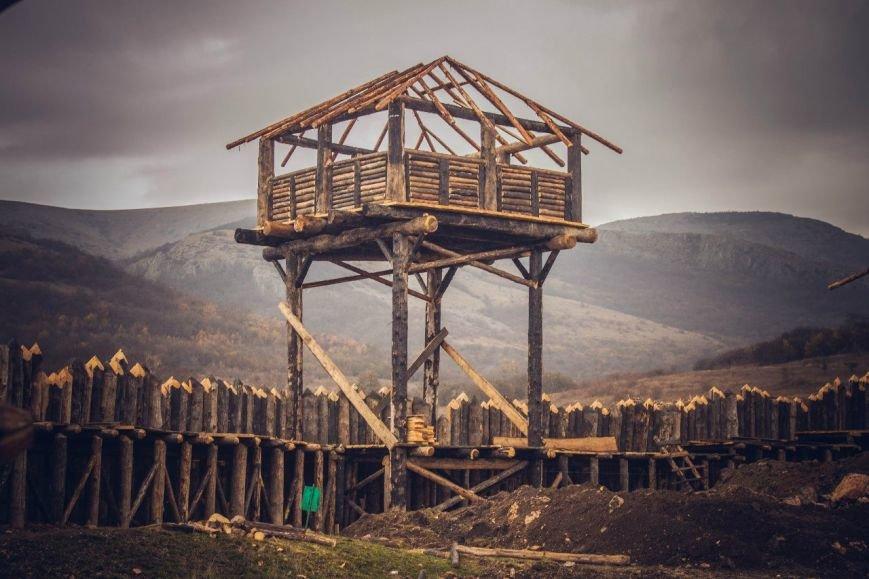 К лету под Симферополем появится деревня викингов (ФОТО) (фото) - фото 6