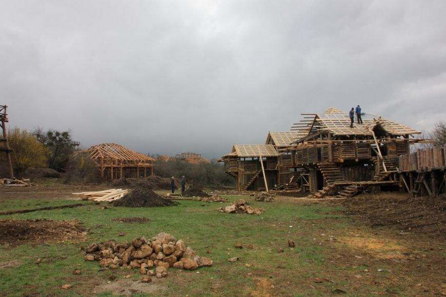 К лету под Симферополем появится деревня викингов (ФОТО) (фото) - фото 2